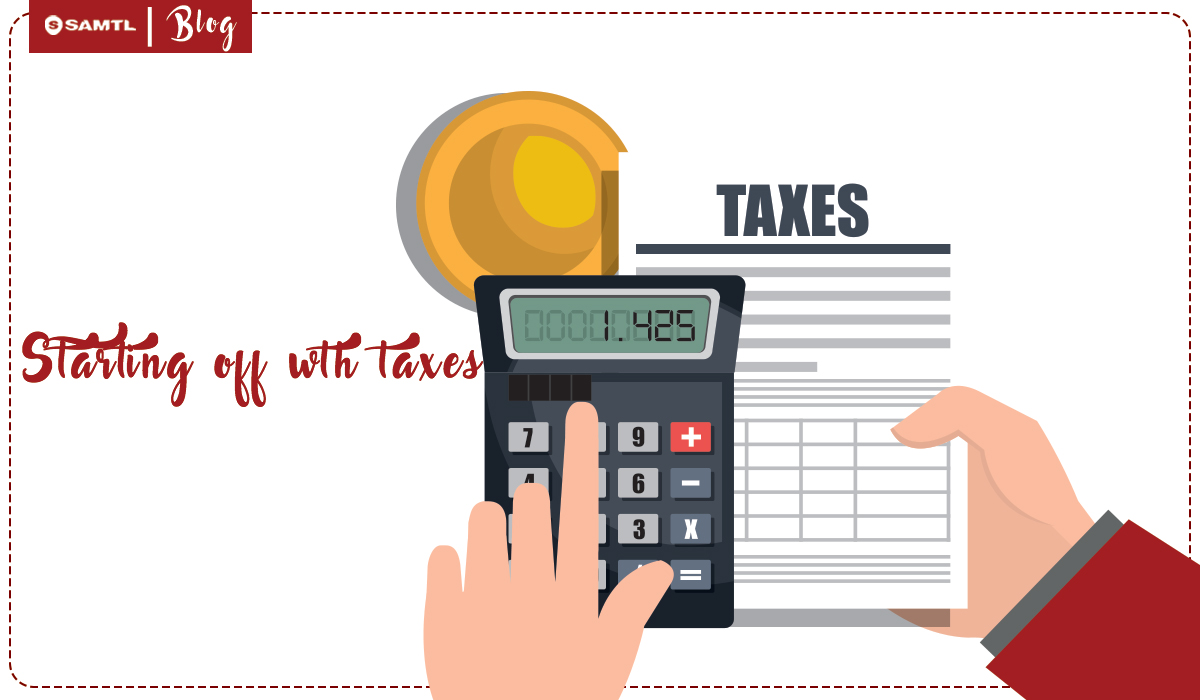 How To File Taxes as A SME